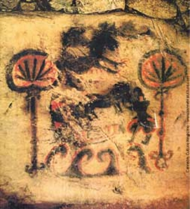 ancient cave drawing